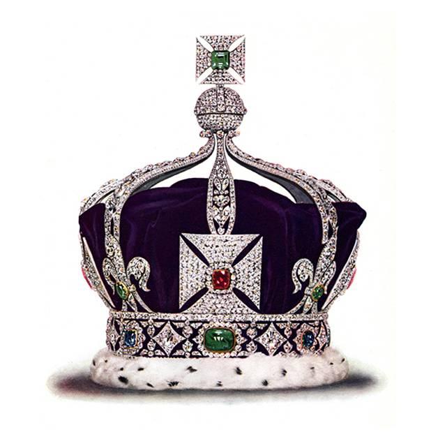 תכשיטי הכתר הבריטי